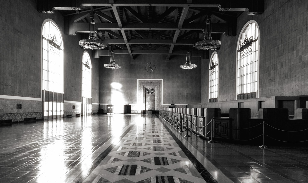 Interior - Los Angeles Union Station